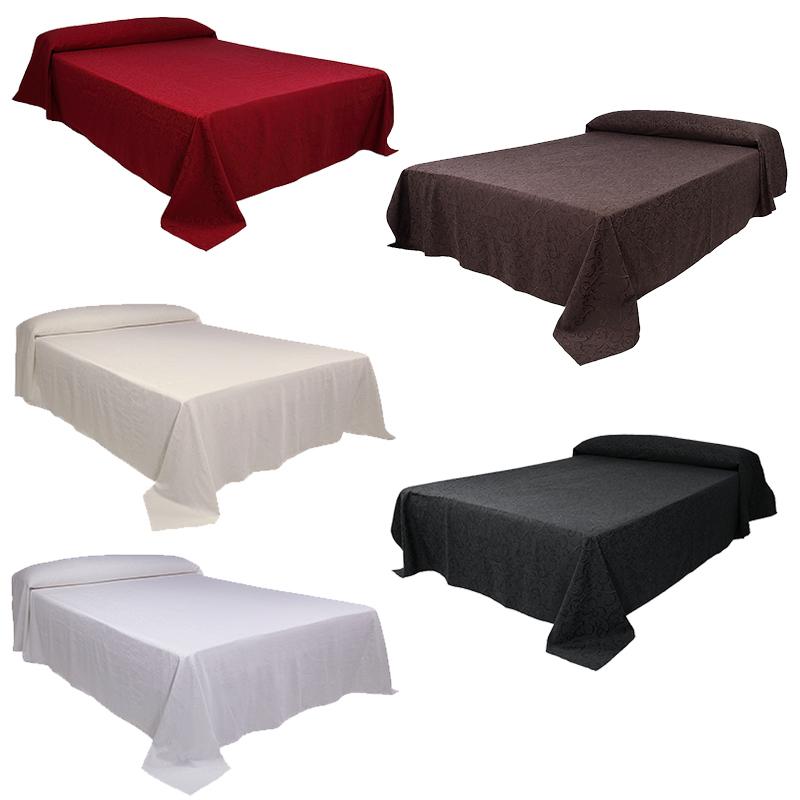 Bettueberwurf-Tagesdecke-Sofaueberwurf-Plaid-Decke-Decken-Uberwurf-Jaquard-Optik