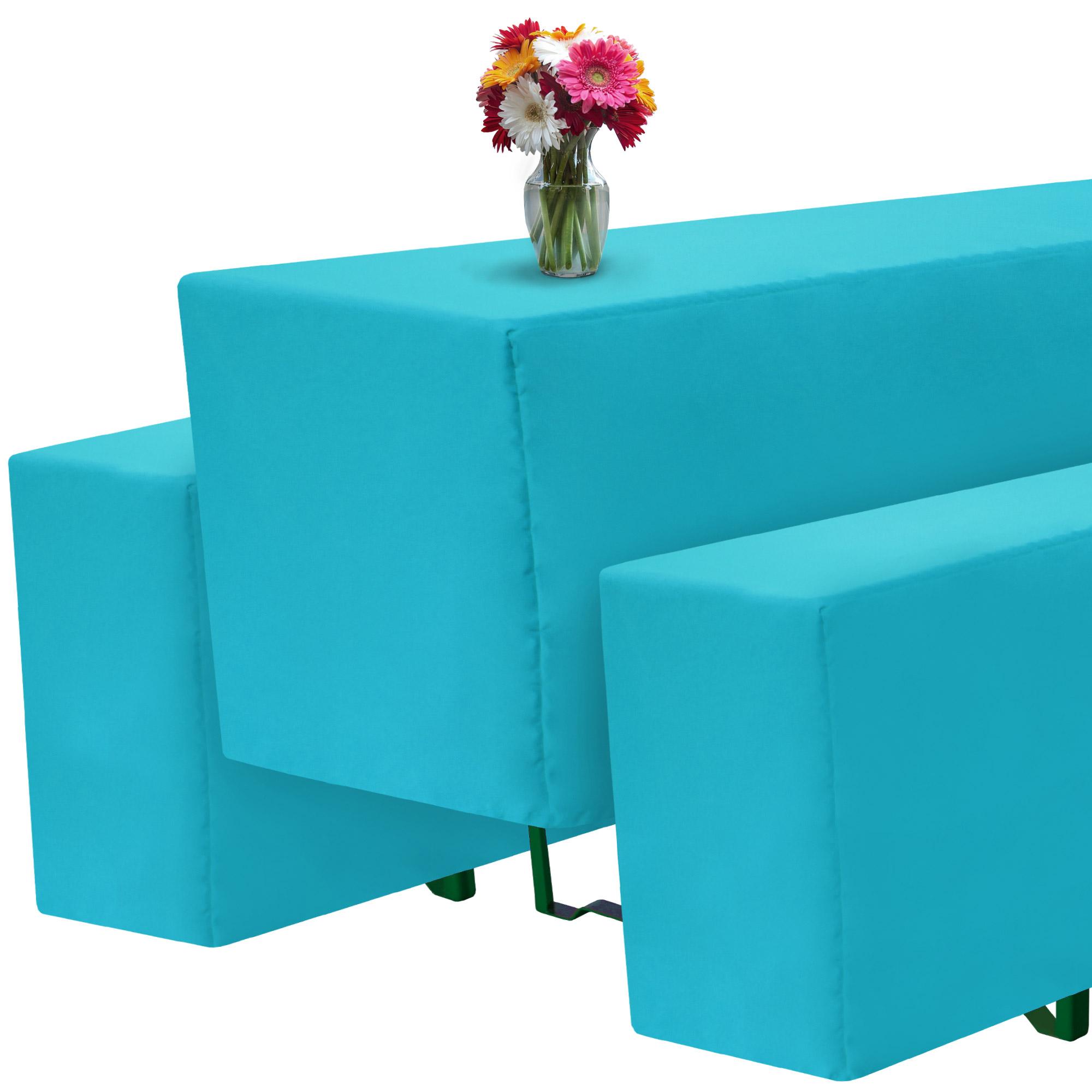 Gedeckter Tisch Im Garten: Beautissu® Husse Bierzeltgarnitur Biertisch Hussen