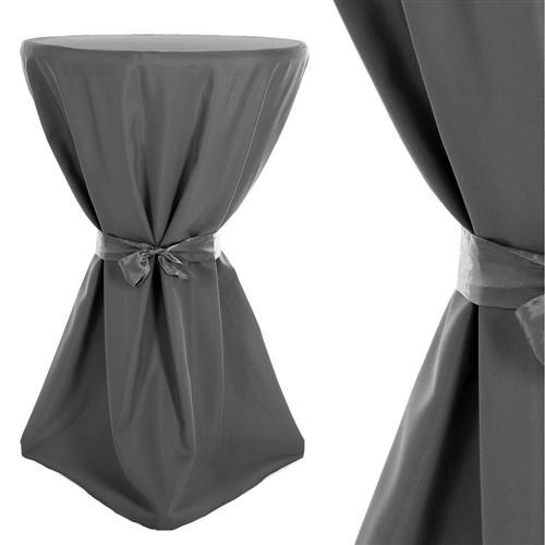 husse stehtischhusse mit band f r stehtisch stehtische hussen stehtischhussen ebay. Black Bedroom Furniture Sets. Home Design Ideas