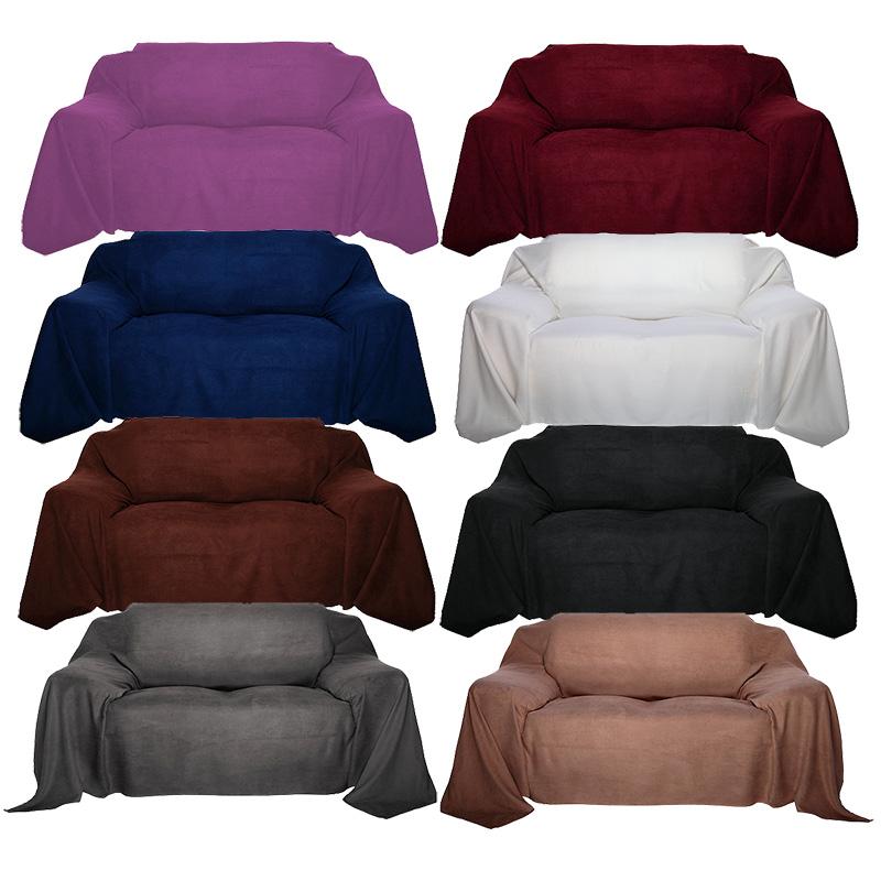 Tagesdecke-Bettueberwurf-Sofaueberwurf-Bett-Sofa-Decke-Uberwurf-Wildlederoptik