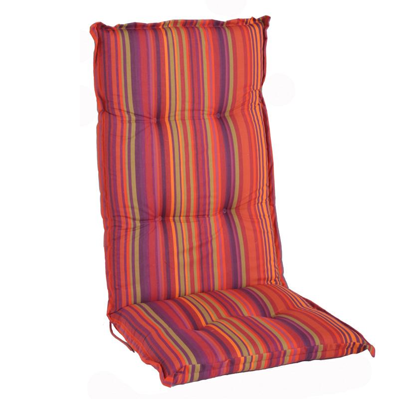 sitzkissen hochlehner auflage gartenpolster gartenm bel polster kissen auflage ebay. Black Bedroom Furniture Sets. Home Design Ideas