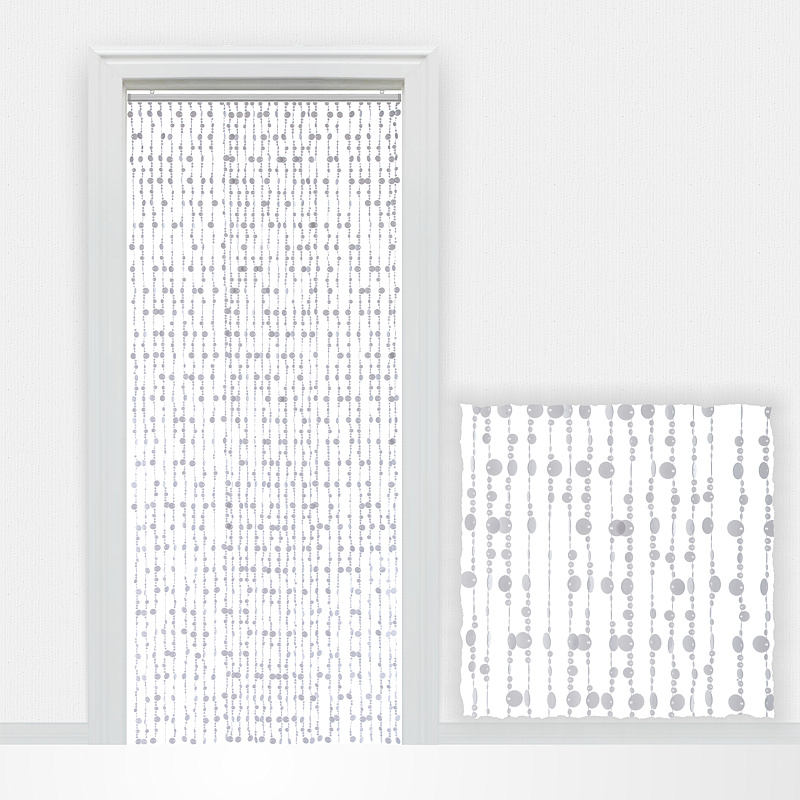 t rvorhang 90x220 fadenvorhang raumteiler perlenvorhang. Black Bedroom Furniture Sets. Home Design Ideas