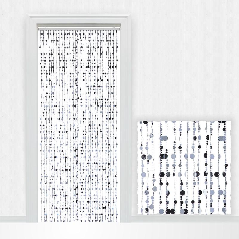 t rvorhang 90x220cm fadenvorhang raumteiler perlenvorhang. Black Bedroom Furniture Sets. Home Design Ideas