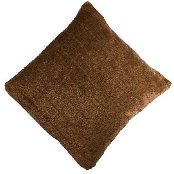 kissen dekokissen fellkissen nerzkissen 12 farben 40x40 50x50 kuschelkissen fell ebay. Black Bedroom Furniture Sets. Home Design Ideas