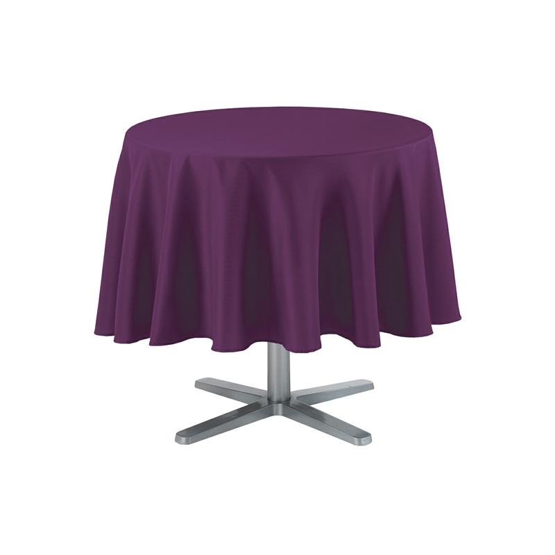 tischdecke rund 180 cm uni design textil tischtuch tisch. Black Bedroom Furniture Sets. Home Design Ideas