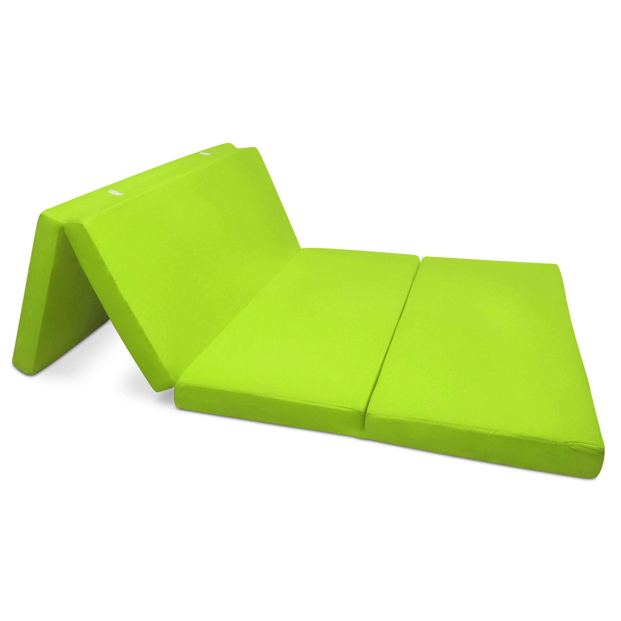 klappmatratze 195x120x7 doppel matratze g stematratze. Black Bedroom Furniture Sets. Home Design Ideas