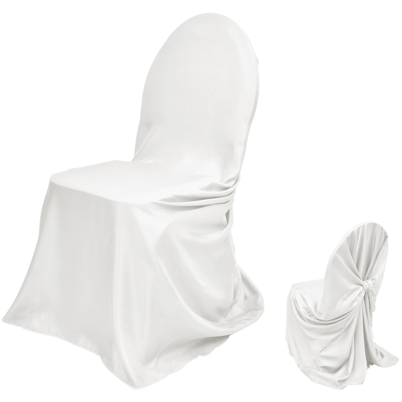 stuhlhusse in universalgr e satinoptik stuhl berzug. Black Bedroom Furniture Sets. Home Design Ideas