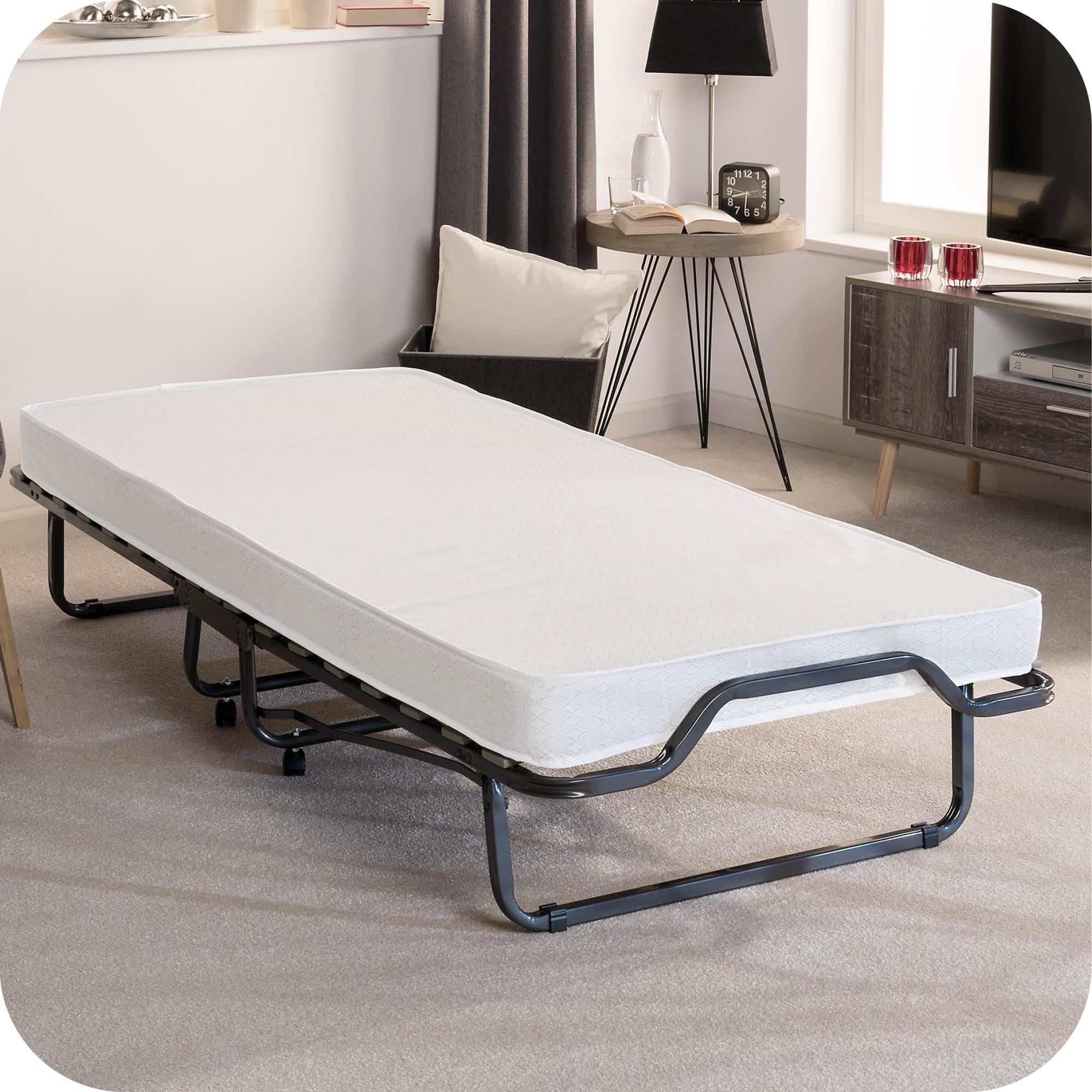 klappbett g stebett 90x200 80x200 klappbar g steliege bett. Black Bedroom Furniture Sets. Home Design Ideas