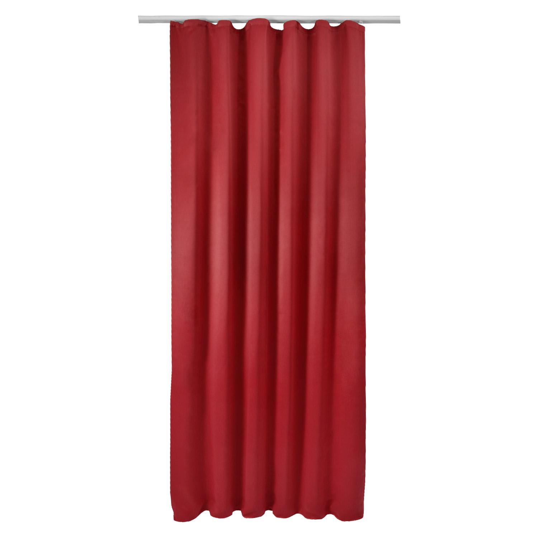 verdunkelungsvorhang 140x245 universalband blickdicht kr uselband vorhang uni ebay. Black Bedroom Furniture Sets. Home Design Ideas