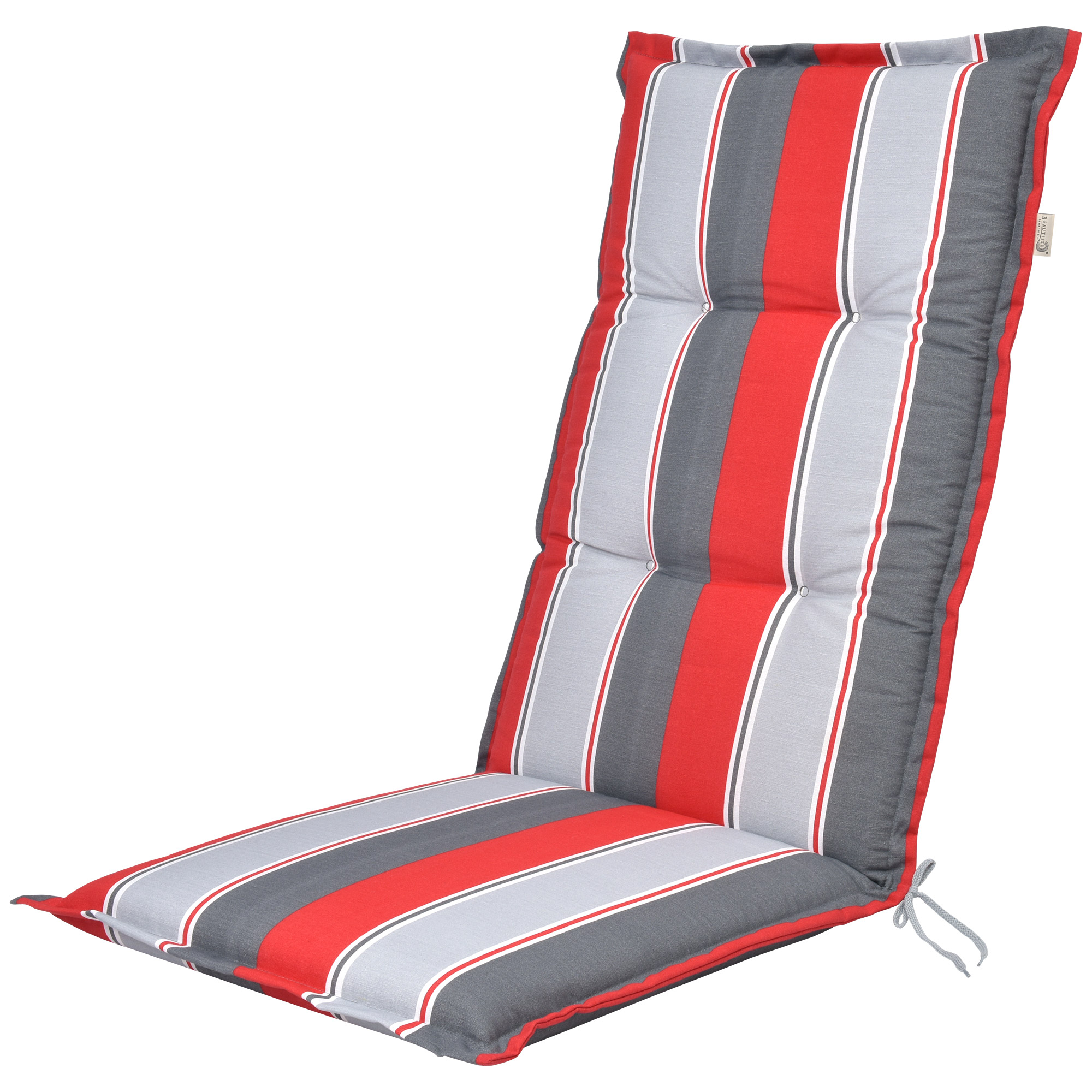 Auflage Hochlehner Stuhlauflagen Stapelstuhl Gartenstuhl